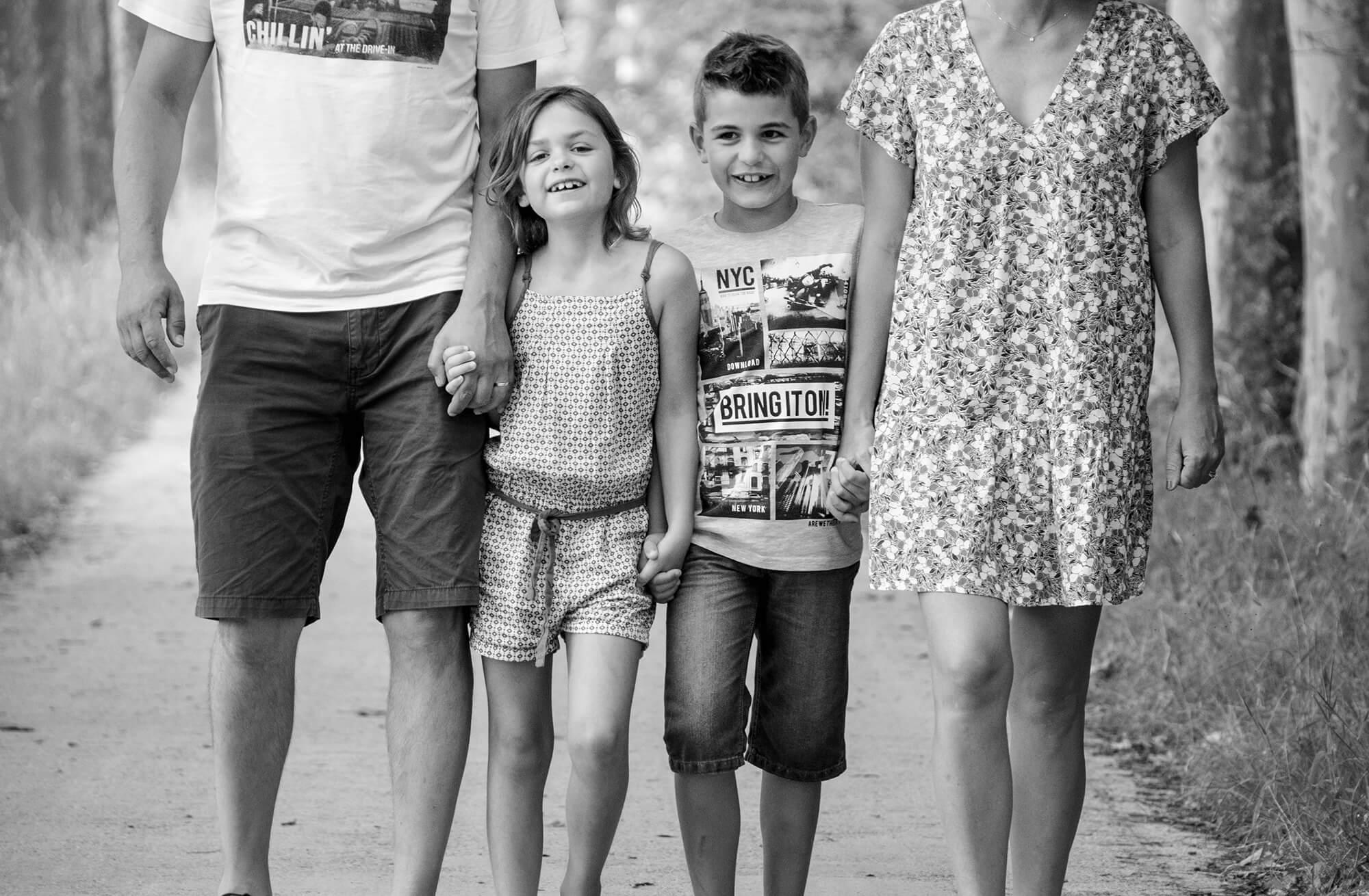seance famille canal du midi lauragais frere soeur