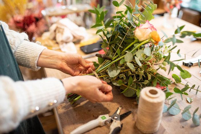 Lily&confettis fleuriste Toulouse Occitanie séance photo shooting pro lauragais tarn createurs artisan