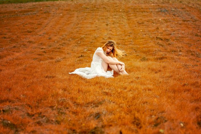 glyphosate fine art photographe toulouse orange champs sentinelle nature stop